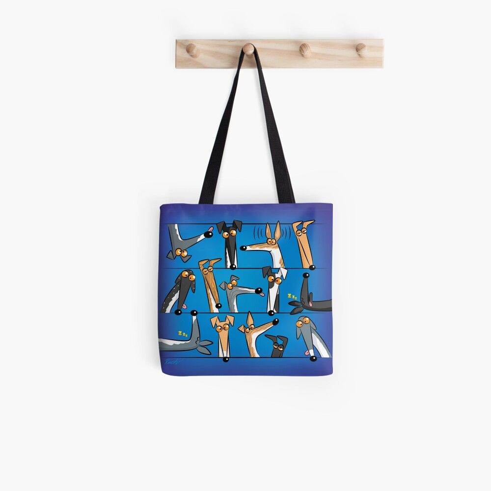 Heads Up! assorted items Tote Bag