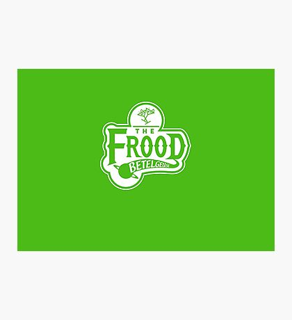 The Frood Photographic Print