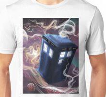 TARDIS In The Time Vortex Unisex T-Shirt
