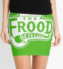 The Frood Mini Skirt