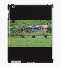 Abandoned Buses iPad Case/Skin