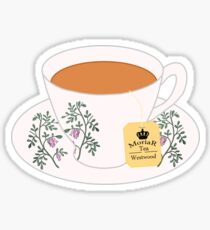 MoriaR Tea Sticker