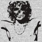 Jim Morrison Graphic T-Shirt by Nocturnal Prototype™