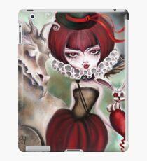 Dragon Lady - Graveyard Grenda & Dragon iPad Case/Skin