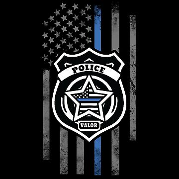Support the Police by Sregge