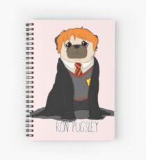 Cuaderno de espiral Ron Pugsley!