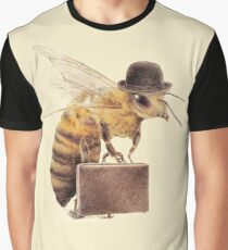 Worker Bee Graphic T-Shirt