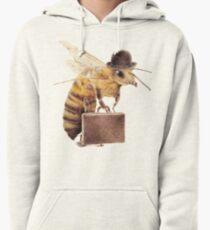 Worker Bee Pullover Hoodie