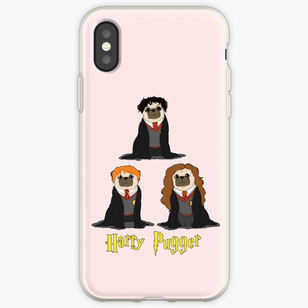 Harry Pugger iPhone Case & Cover