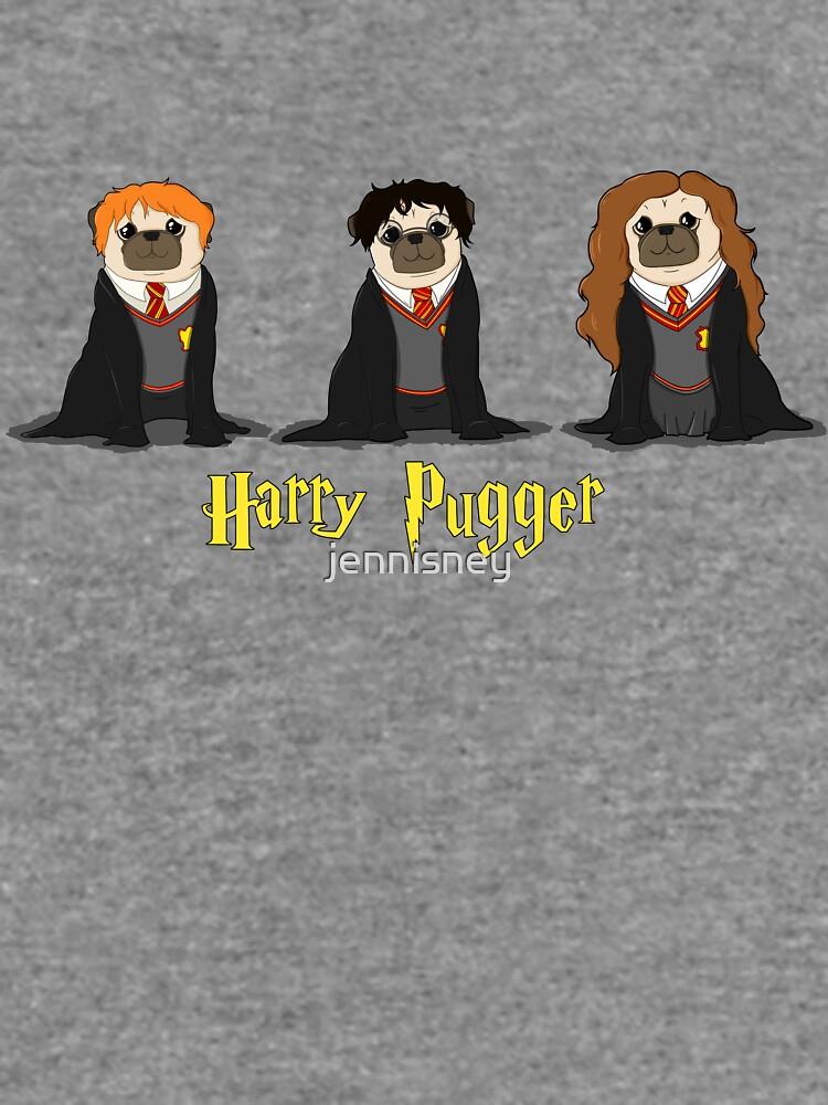 Harry Pugger by jennisney
