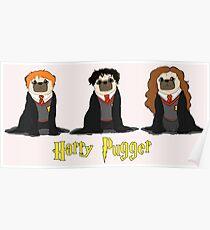 Harry Pugger Poster