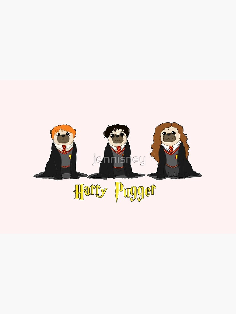 Harry Pugger by jennisney