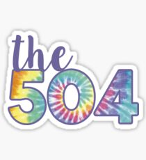 The 504 Sticker