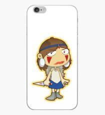 Princess Mononoke blood smear iPhone Case
