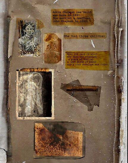 Altered, Annie Chapman Bio Page by Cameron Hampton