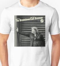 Cait Brennan - Introducing The Breakdown According To Cait Brennan - Todd Alcott Cover #2 Unisex T-Shirt