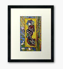 Vincent van Gogh Courtesan Framed Print