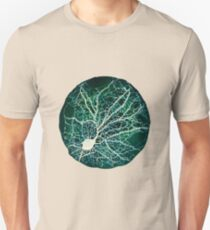 Dendritic tree and spines of an hippocampal neuron - Nebula Unisex T-Shirt