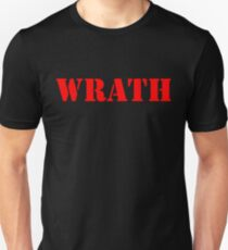 WRATH Unisex T-Shirt