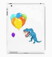 Vinilo o funda para iPad tiranosaurio