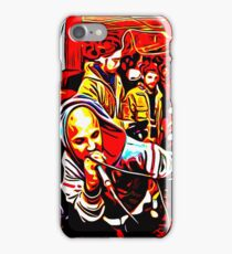 FREESTYLE FLOWS iPhone Case/Skin