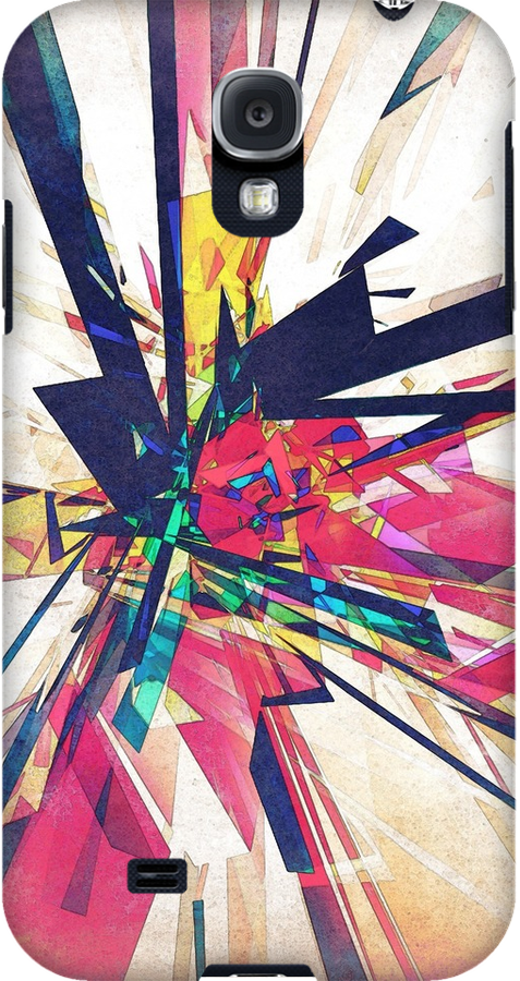 Abstract Geometry by Phil Perkins