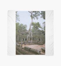 Cambodian Tomb Raider Scarf