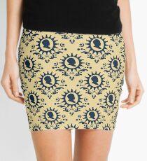 Brienne of Tarth Pattern Mini Skirt