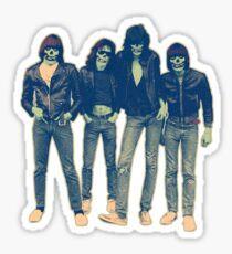RAMONES ZOMBIES Sticker