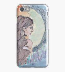 Sky Woman iPhone Case/Skin