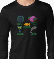 Mostly Harmless, Massively Useful Long Sleeve T-Shirt