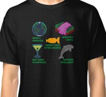 Mostly Harmless, Massively Useful Classic T-Shirt