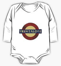 TRENZALORE TUBE STATION One Piece - Long Sleeve