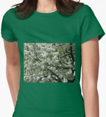 Beautiful White Blossoms T-Shirt
