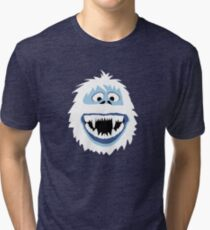 Bumble Face Tri-blend T-Shirt