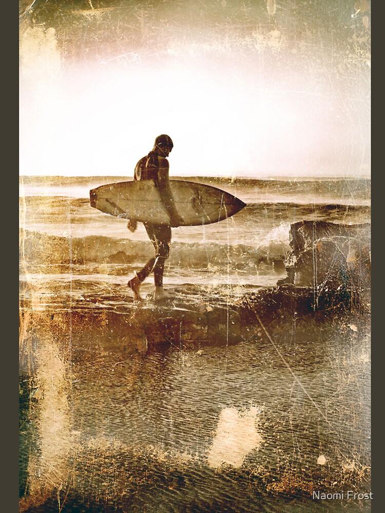 Vintage Surfer by florentinepogen