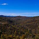 Brindabella Ranges ACT Australia by Candy Jubb