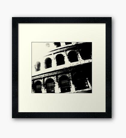 COLOSSEUM 1 Framed Print