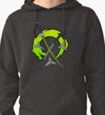 The Dragon Becomes Me Pullover Hoodie