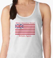 Make America Great Britain Again  Women's Tank Top
