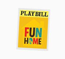 Fun Home Playbill Unisex T-Shirt