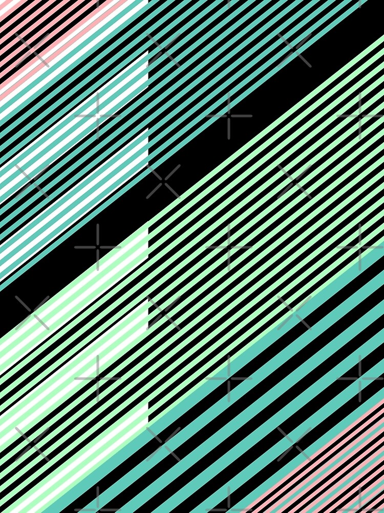 Abstract Striped Island by underwatercity