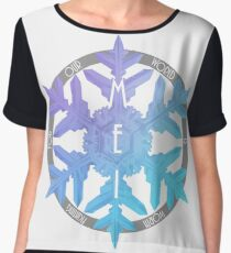 Mei - Our World is Worth Fighting For Chiffon Top
