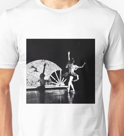 Shadow Dancing (B&W) T-Shirt