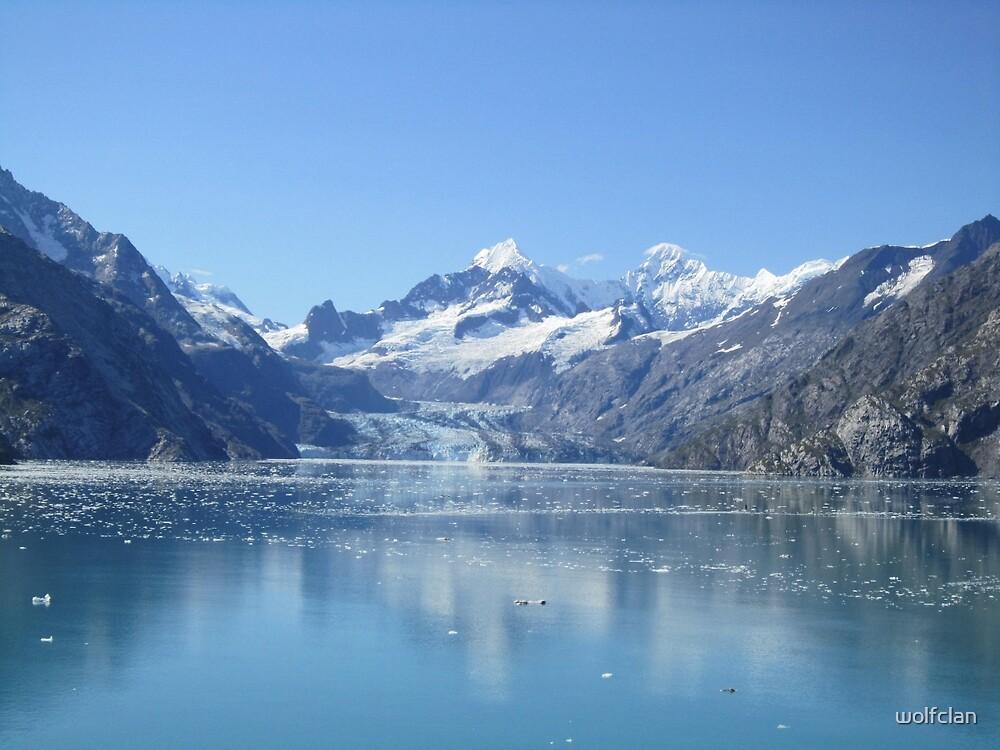 Alaska Glaciers by wolfclan