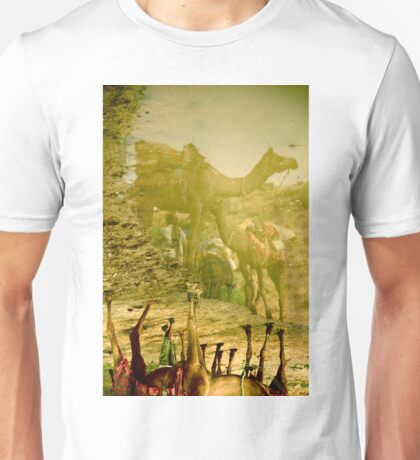 Camel Reflections T-Shirt