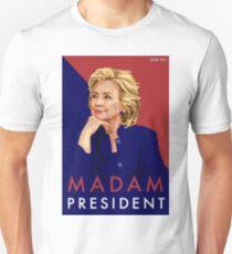 Hillary Illustration T-Shirt