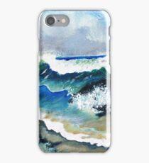 The sea iPhone Case/Skin