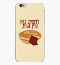 Mrs. Lovett's Meat Pies iPhone Case