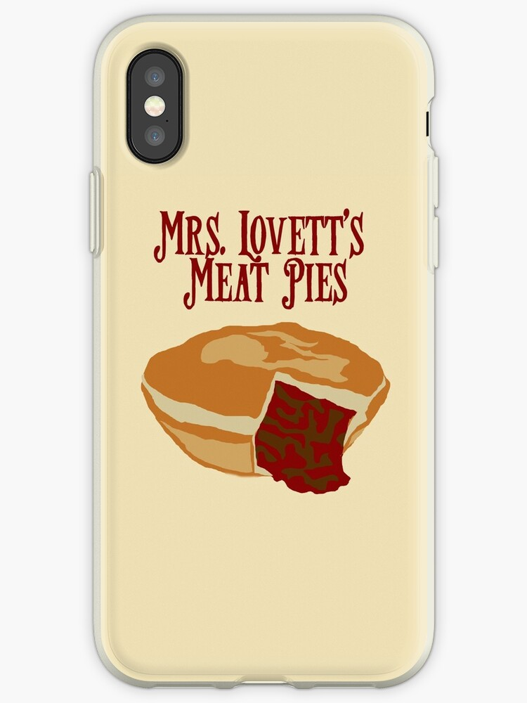 Mrs. Lovett's Meat Pies by Miss Cuttings